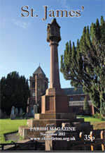 Christleton Parish Magazine November 2011