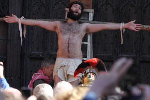 Jesus Easter 2016