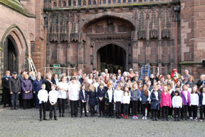 Chester Cathedral 2016
