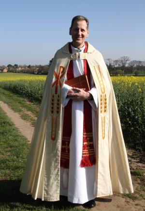 Reverend Malcolm Cowan