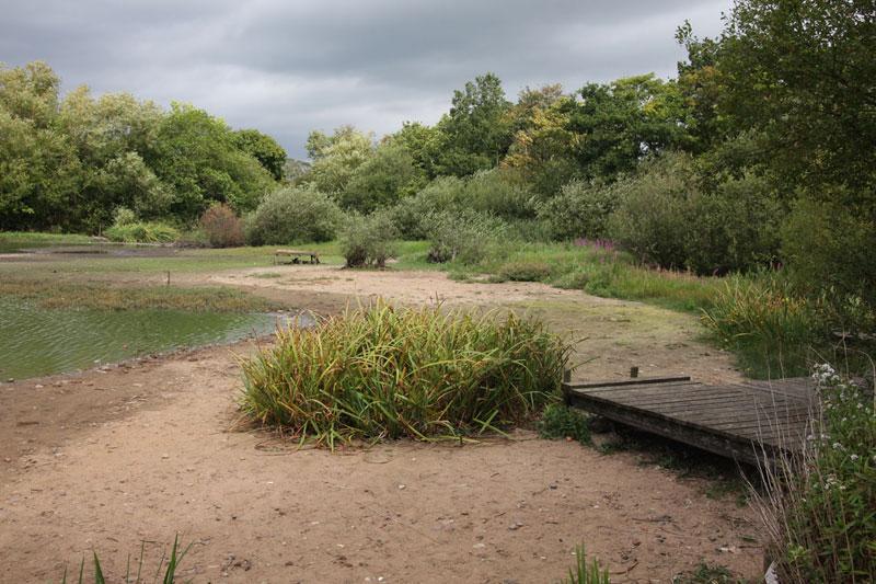 Christleton Pit Dry