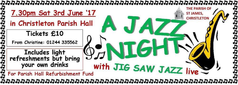 Jazz Night at Christleton