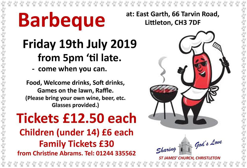Barbeque July 2019