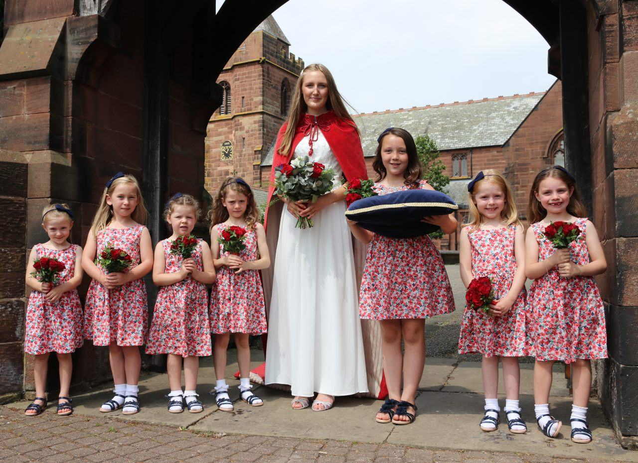 Christleton Rose Queen 2019