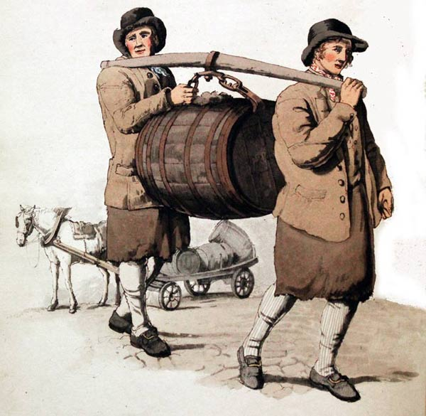 Delivery to an Inn