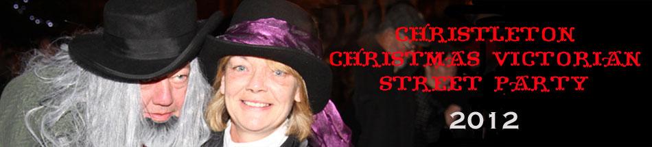 Christleton Street Party