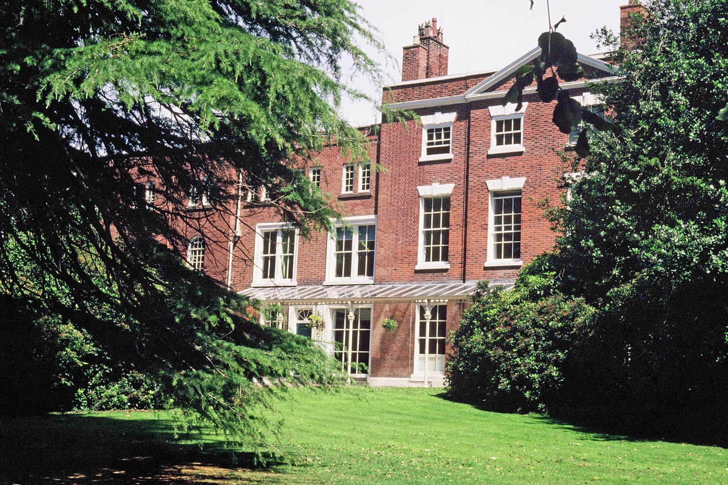 Christleton Hall