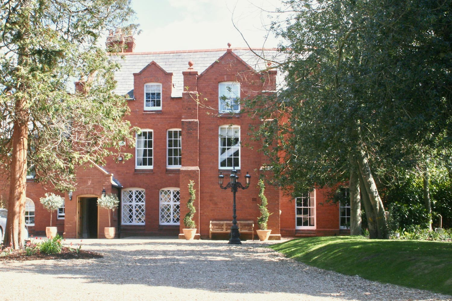 The Old Hall, Christleton