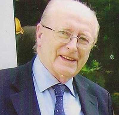 David Wain OBE