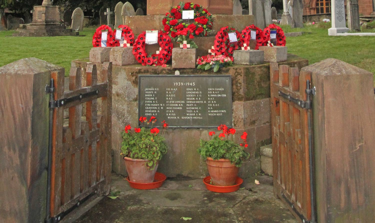 Christleton War Memorial