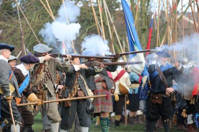Civili War remembered in Nantwich