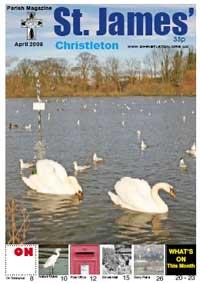 Christleton Parish Magazine April 2008