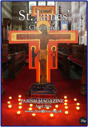 Christleton Parish Magazine April 2016