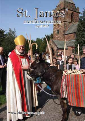 Christleton Parish Magazine March 2012