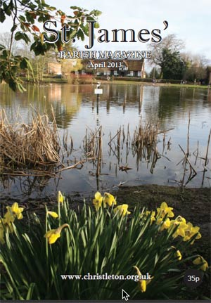 Christleton Parish Magazine April 2013