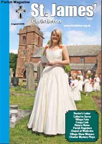 Parish Magazine August 2008