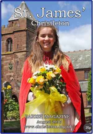 Christleton Parish Magazine August 2015