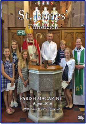 Christleton Parish Magazine August 2016