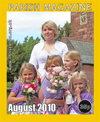 Christleton Parish Magazine August 2010