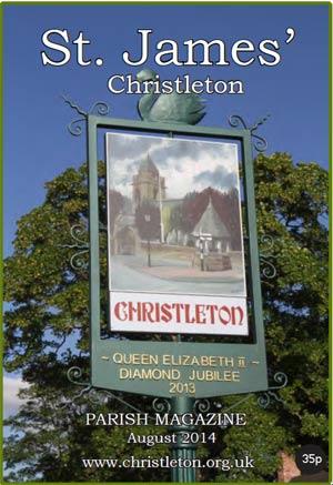 Christleton Parish Magazine August 2014