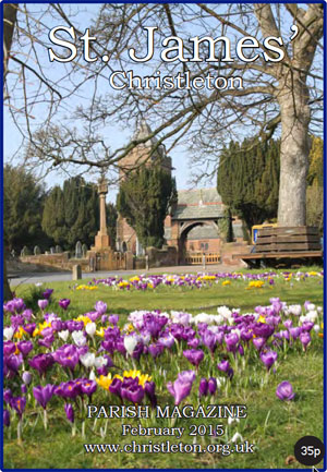 Christleton Parish Magazine February 2015