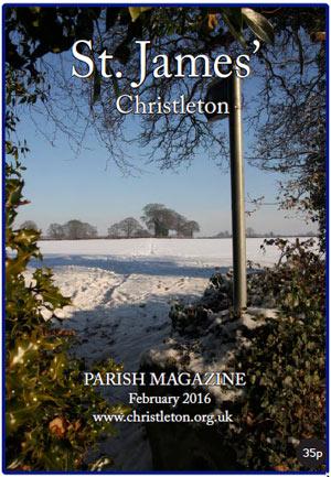 Christleton Parish Magazine February 2016