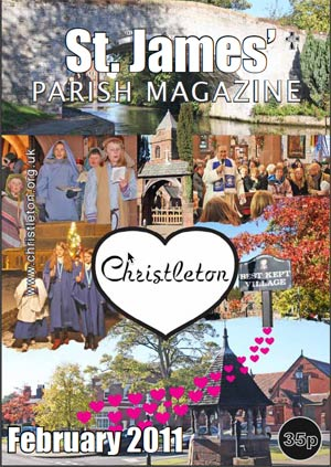 Christleton Parish Magazine February 2011