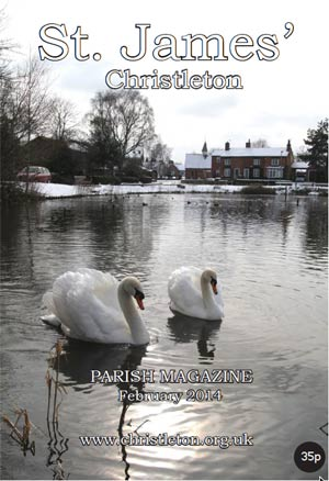 Christleton Parish Magazine February 2014