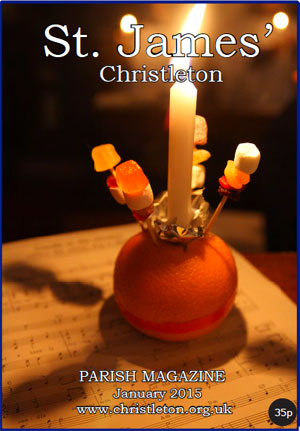 Christleton Parish Magazine January 2015