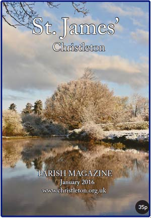 Christleton Parish Magazine January 2016