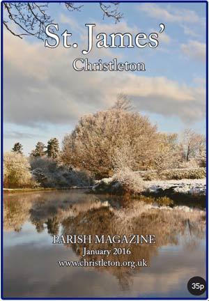 Christleton Parish Magazine January 2016