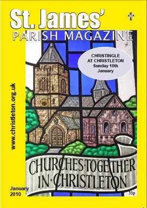 Christleton Parish Magazine July 2010