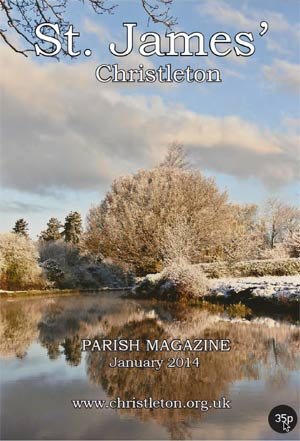 Christleton Parish Magazine January 2014