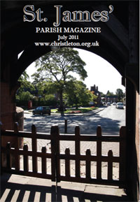 Christleton Parish Magazine July 2011