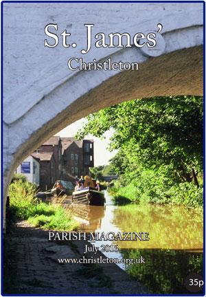Christleton Parish Magazine July 2016