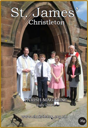 Christleton Parish Magazine July 2014