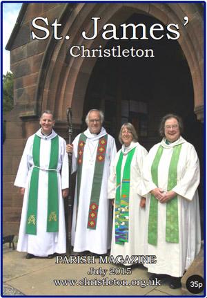 Christleton Parish Magazine July 2015