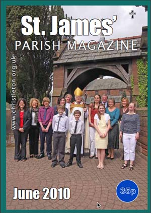 Christleton Parish Magazine June 2010