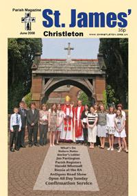 Christleton Parish Magazine May 2008