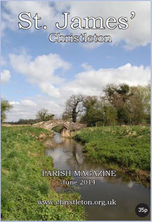 Christleton Parish Magazine June 2014