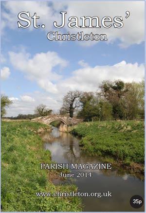 Christleton Parish Magazine June 2014