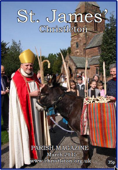 Christleton Parish Magazine March 2015