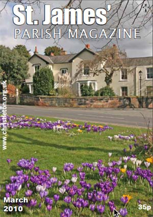 Christleton Parish Magazine March 2010
