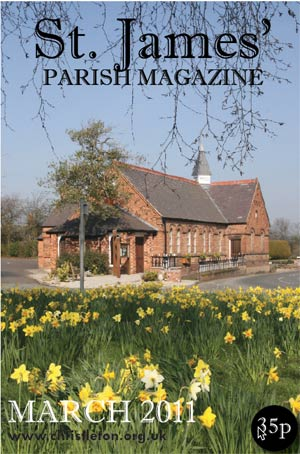 Christleton Parish Magazine March 2011