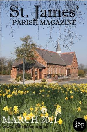 Christleton Parish Magazine March 2011