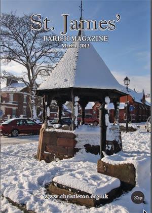 Christleton Parish Magazine March 2013