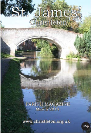 Christleton Parish Magazine March 2014