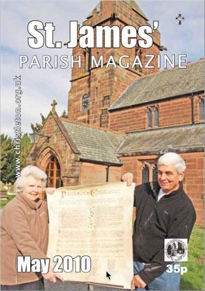 Christleton Parish Magazine May 2010