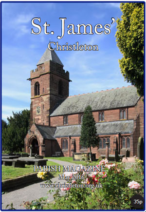 Christleton Parish Magazine May 2016