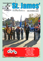 Parish Magazine November 2008
